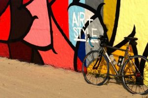 Our First 2017 Challenge – 30 Days of Biking